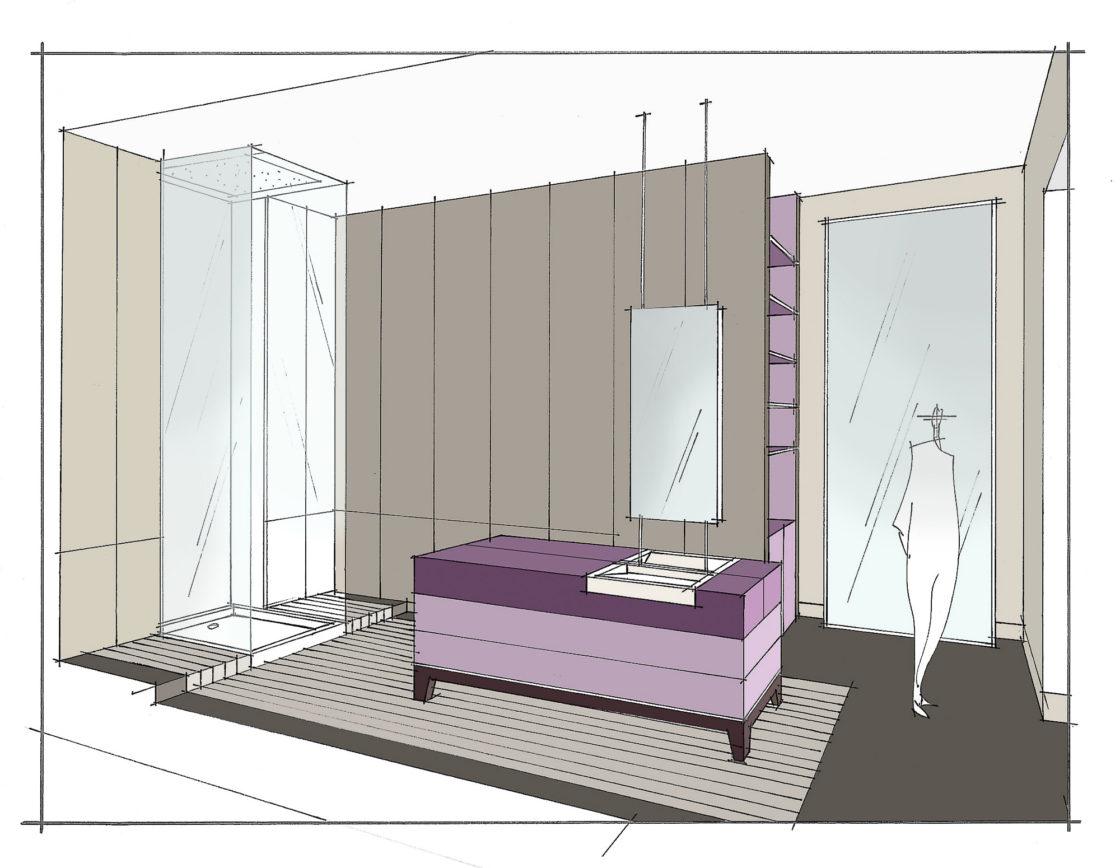 Architecte d interieur nantes architecte bureaux nantes un jardin agence dintrieur et - Un cube dans mon jardin prix ...